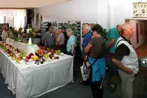 Společná výstava včelařů a zahrádkářů 18. - 23. září 2011