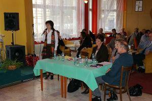 Výroční schůze hotel Vltava 2011