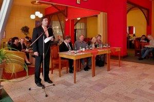 Výroční schůze hotel Vltava 2014